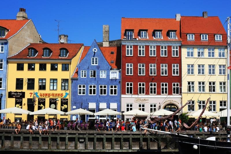 Roteiro em Copenhague