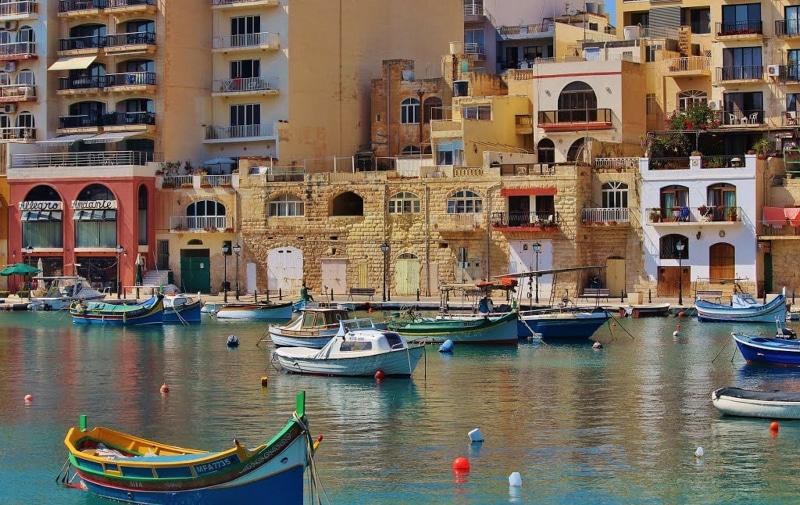 Roteiro em Valletta