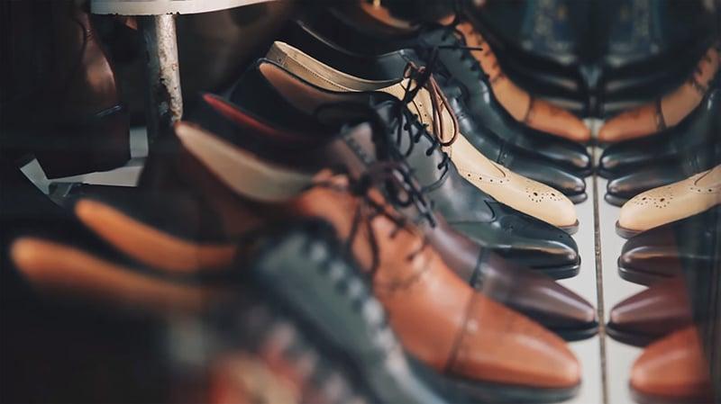Botas de couro em Campos do Jordão