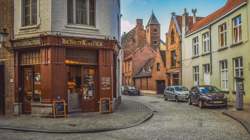 Seguro viagem para Bélgica