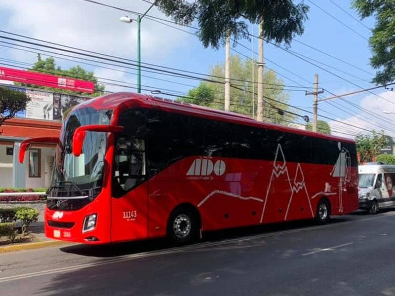 Transporte no México