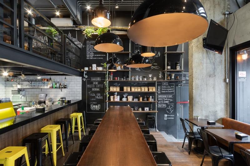 Urbe Café Bar São Paulo