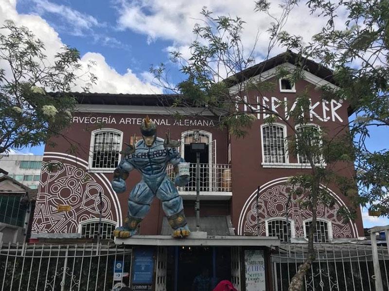 Bares no Equador