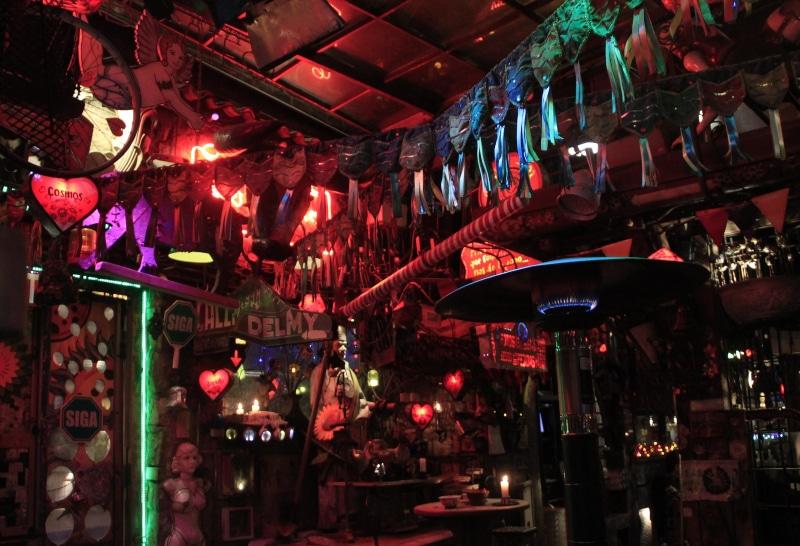 Melhores bares de Bogotá