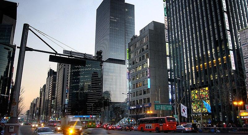 Gangnam Seul