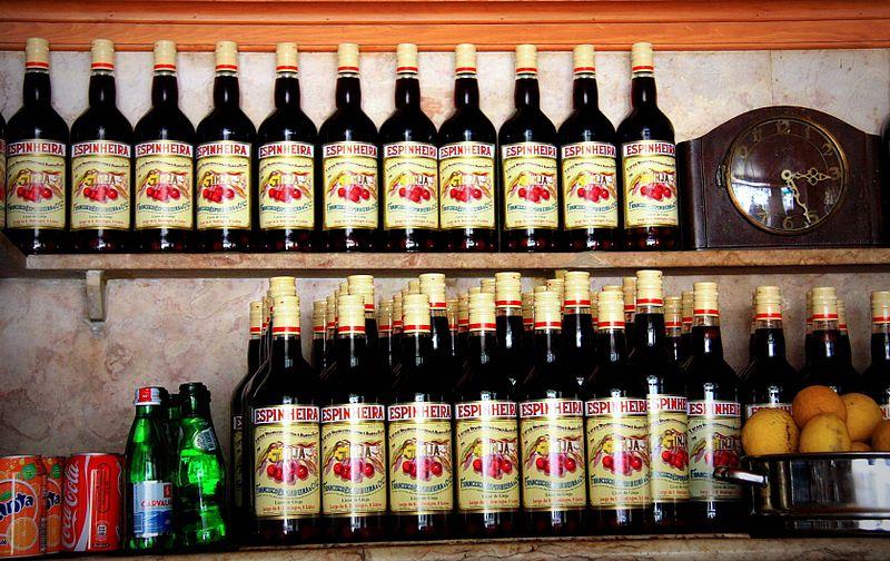 Bebidas típicas de Portugal