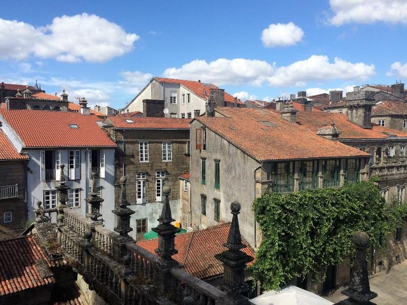 Hotéis no Caminho de Santiago de Compostela