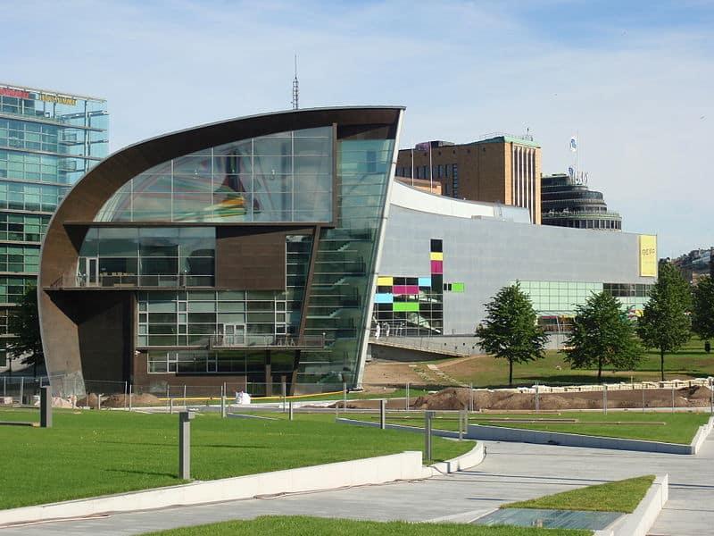 Museu de Arte Contemporânea Kiasma
