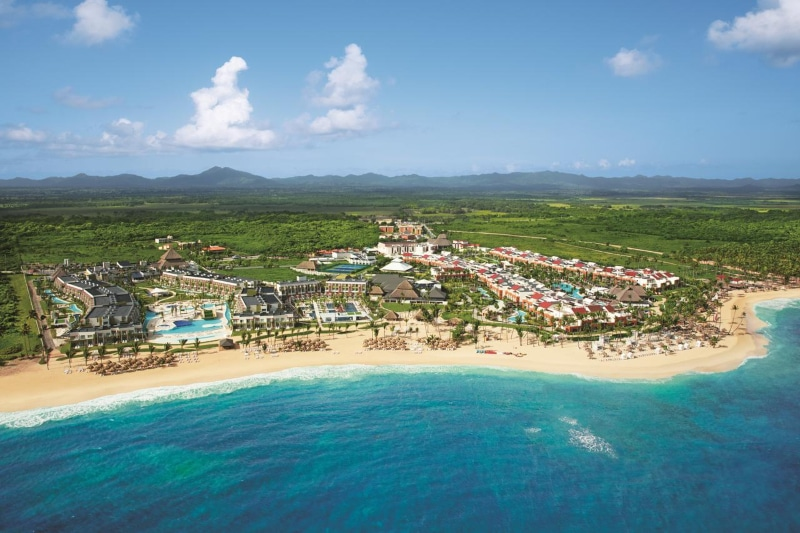 Resorts all inclusive em Punta Cana