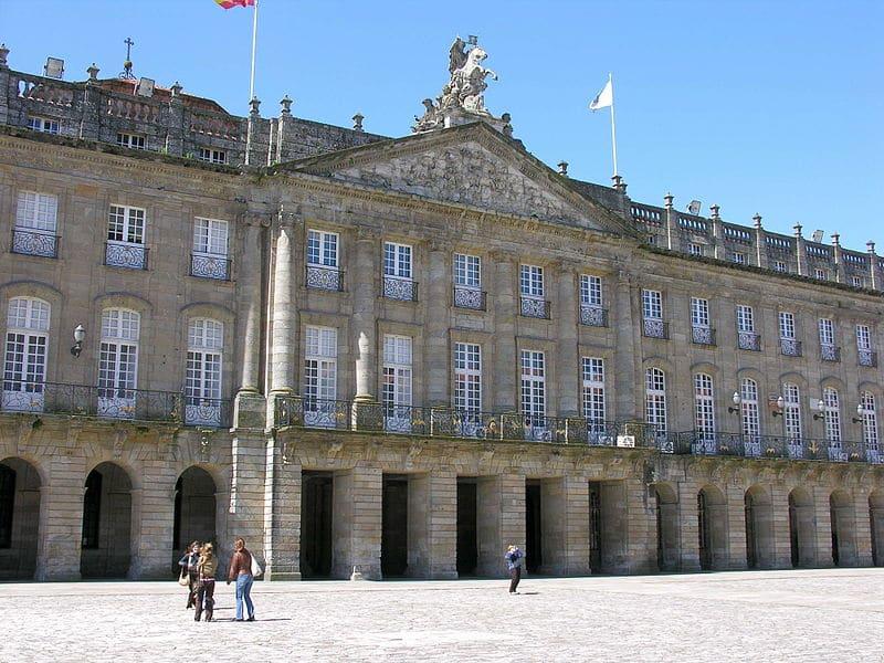 Locais famosos do Caminho de Compostela