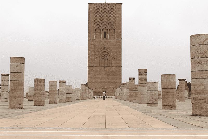Torre Hassan Marrocos