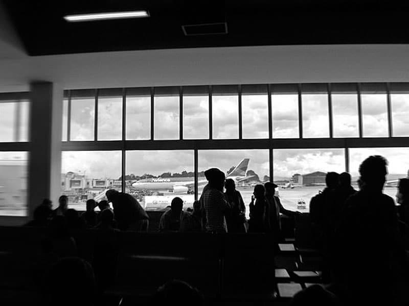 dicas aeroporto de Bogota