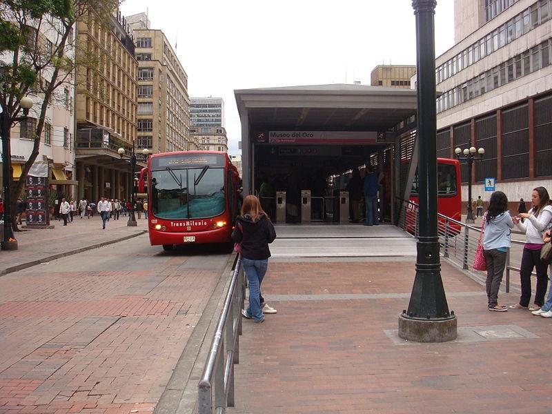 Aeroporto de Bogotá é perigoso