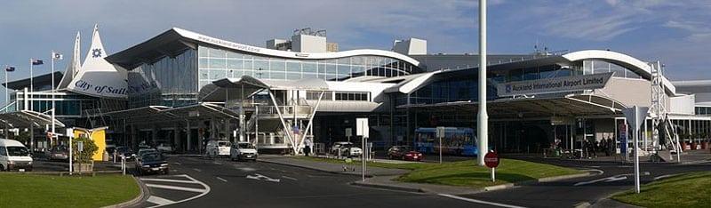 Transporte em Auckland para sair do aeroporto