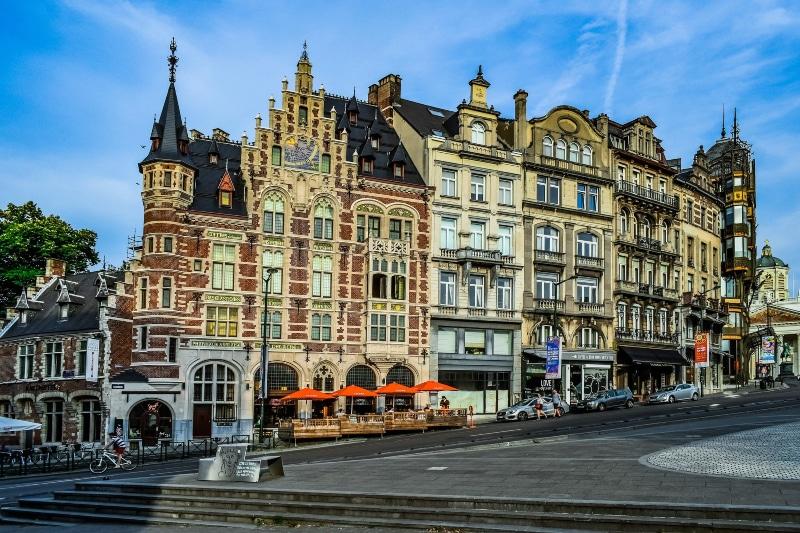 Aluguel de carro na Bélgica