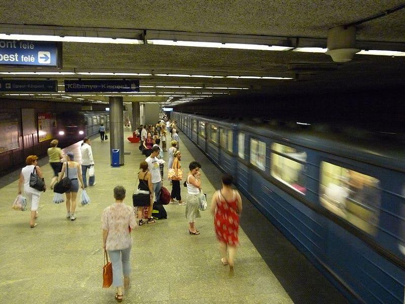 Como se locomover em Budapeste