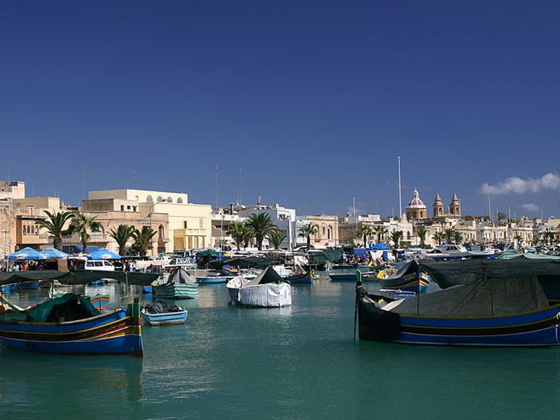 Cidades turísticas de Malta