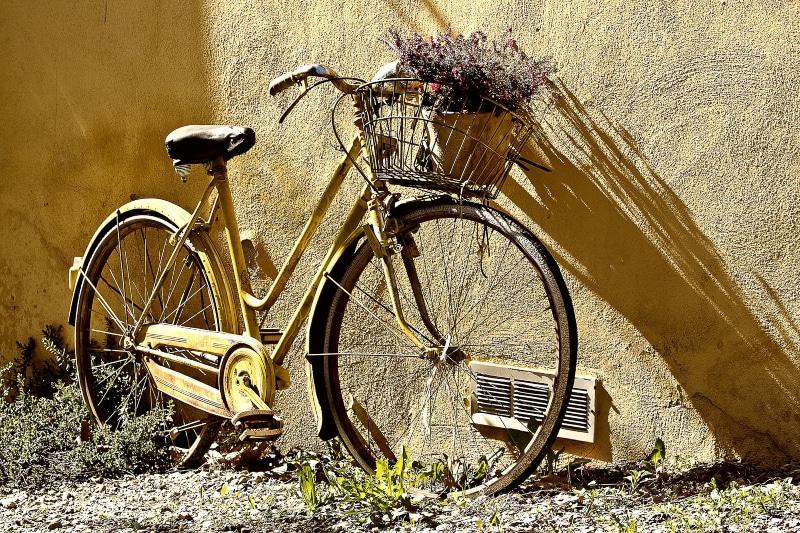 onde foi inventada a bicicleta