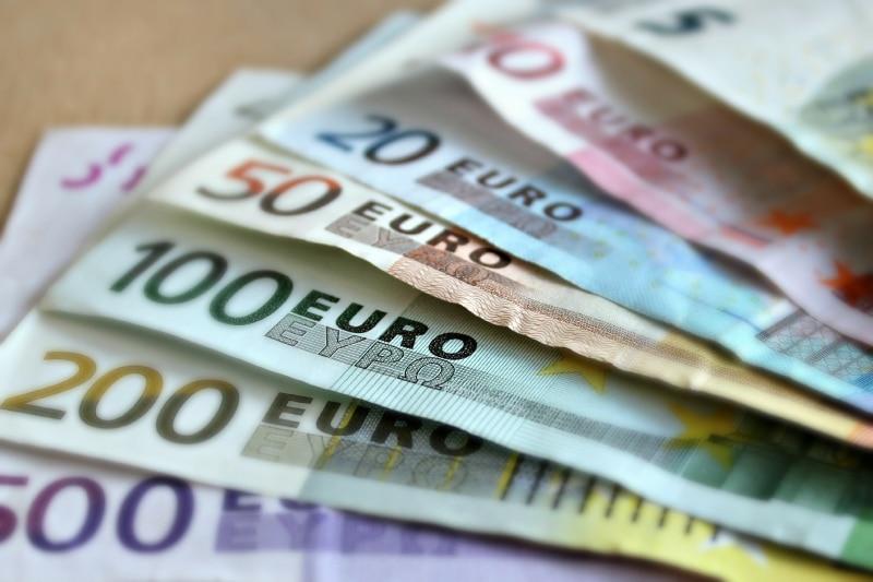 Dinheiro em Paris