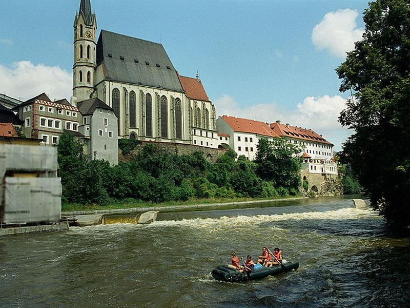 Český Krumlov fotos