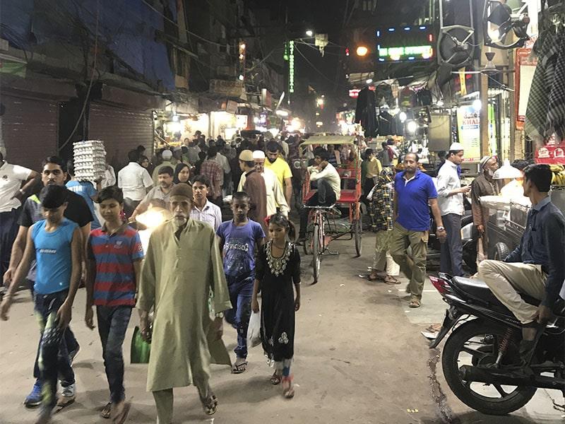 Pontos turísticos de Nova Deli abertos