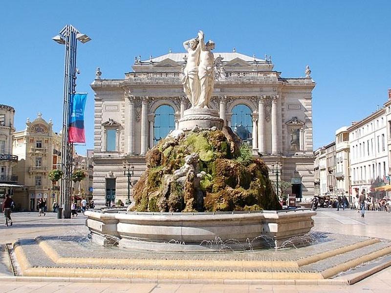 Cidades tranquilas da França para morar