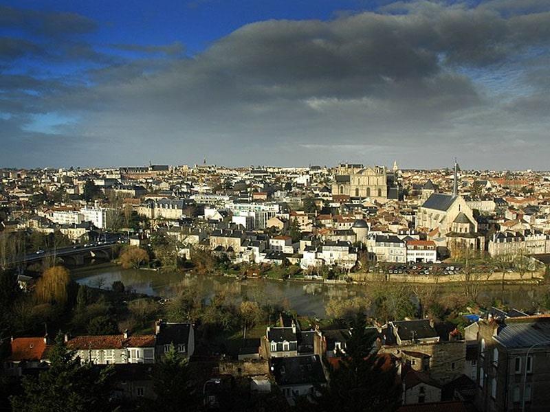 Melhores cidades da França universitárias para morar