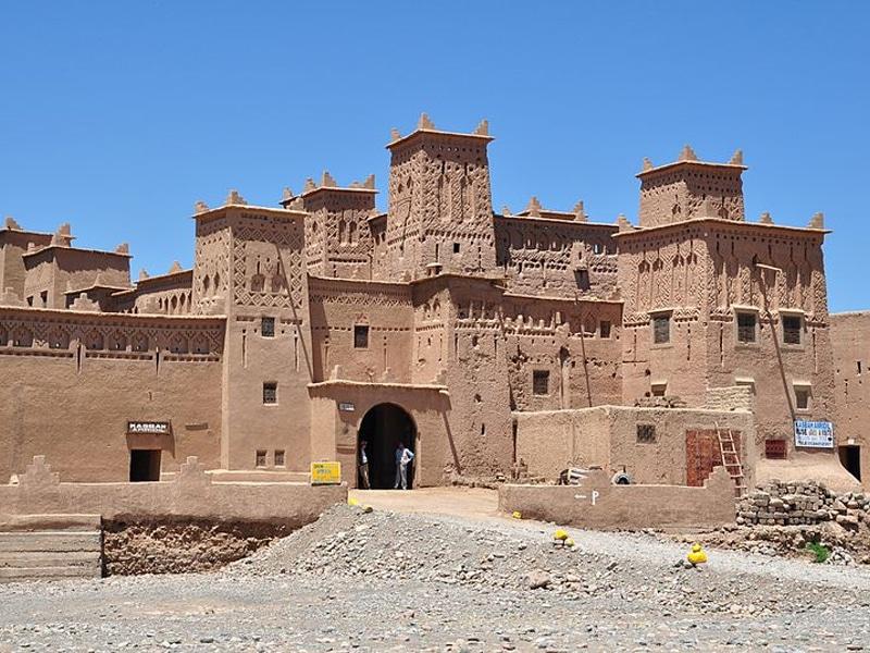 Onde fica o Marrocos