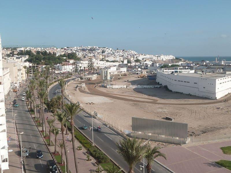 Cidades de praia do Marrocos