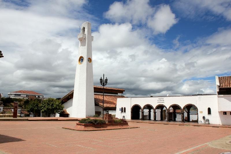 Cidades da Colômbia