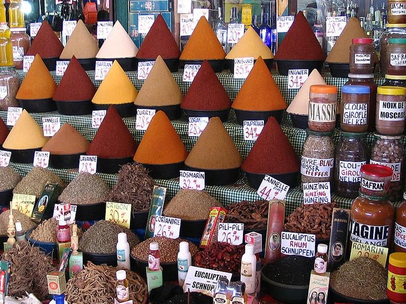 comidas típicas do Marrocos dicas