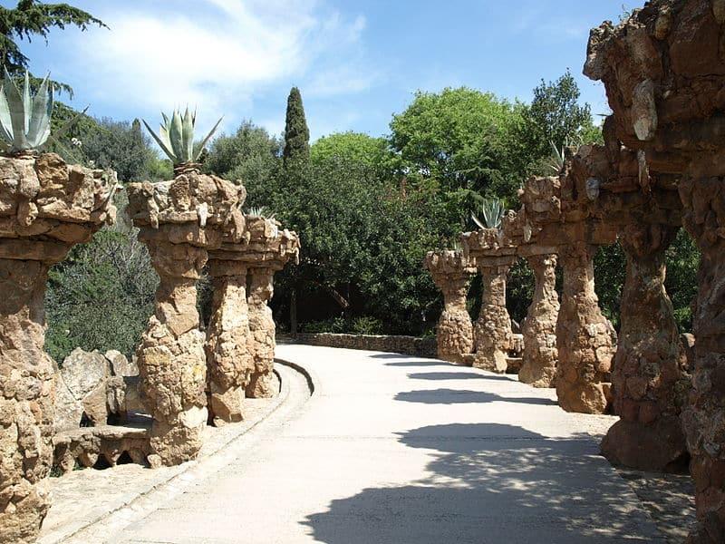 O que fazer no Parque Güell em Barcelona