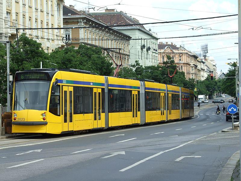 Budapeste Tram