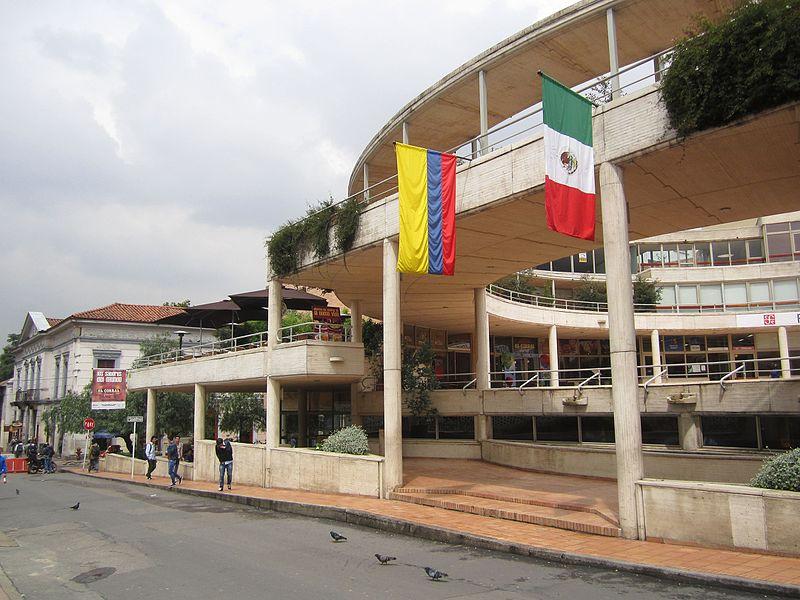 Fim de semana em Bogotá