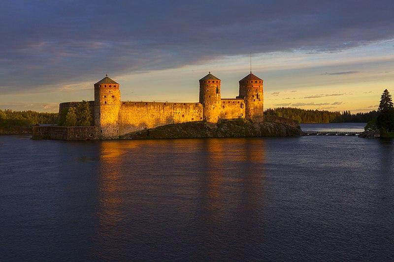 Castelos na Finlândia