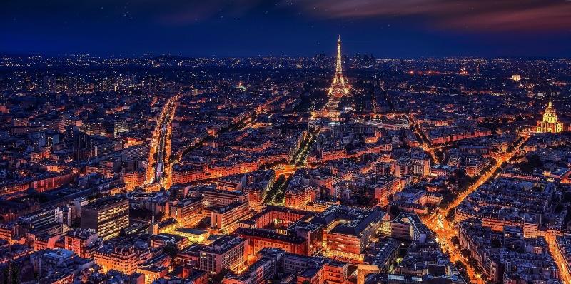 Roteiro França verão