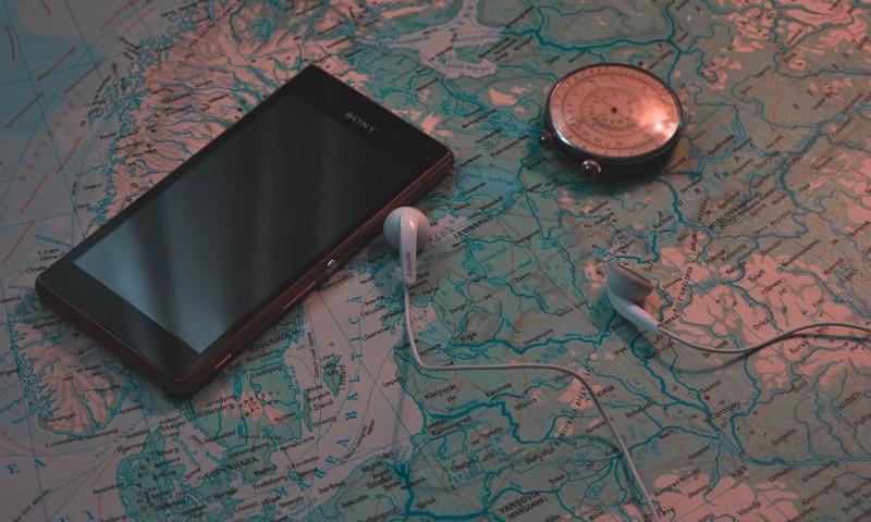 GPS sem internet
