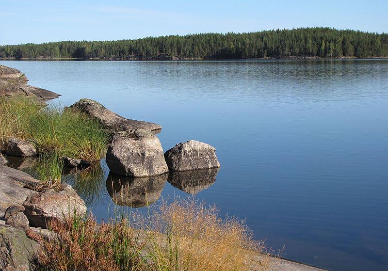 Fotos dos pontos turísticos da Finlândia