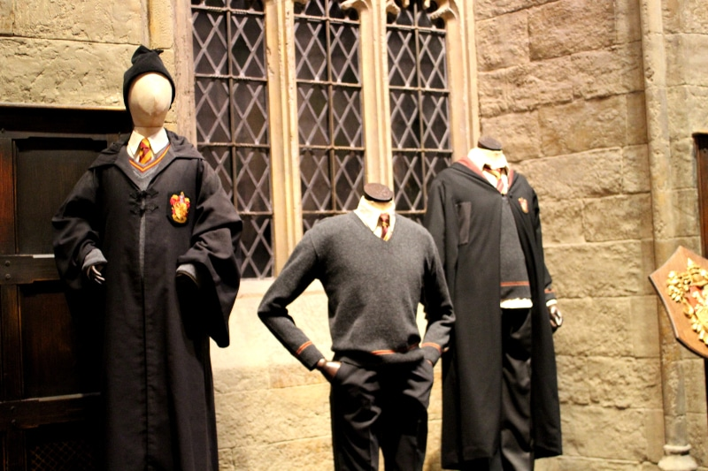 Parque temático de Harry Potter em Londres