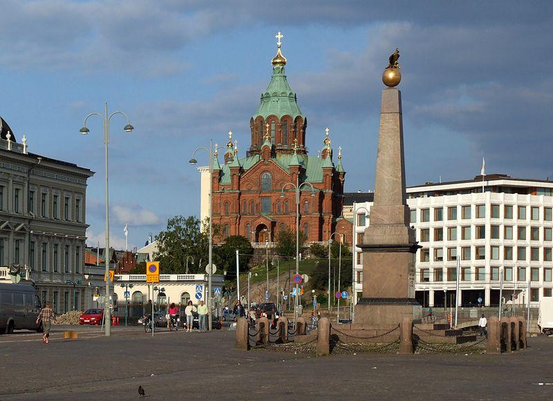 helsinki finlandia pontos turisticos