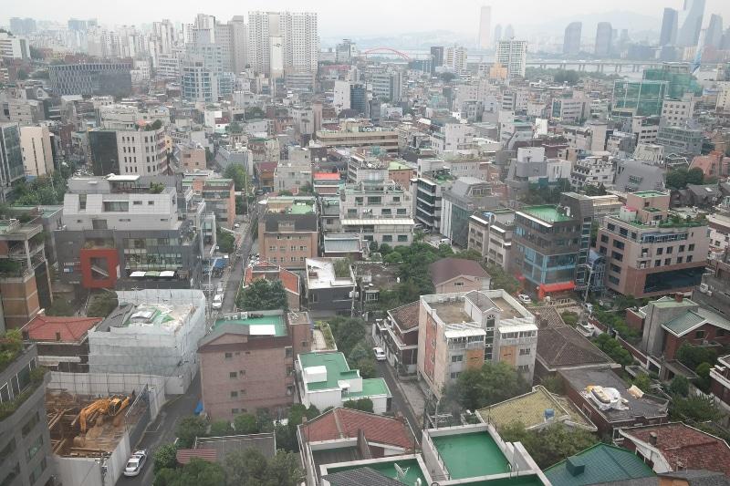 Onde ficar em Hongdae