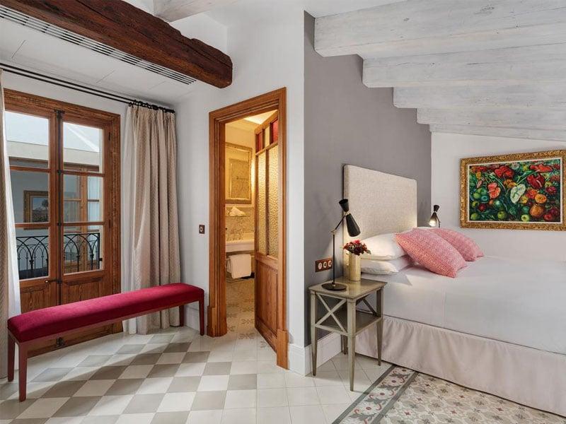 Hotéis na Espanha luxuosos