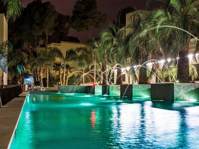 Hotéis na Espanha próximo à praia