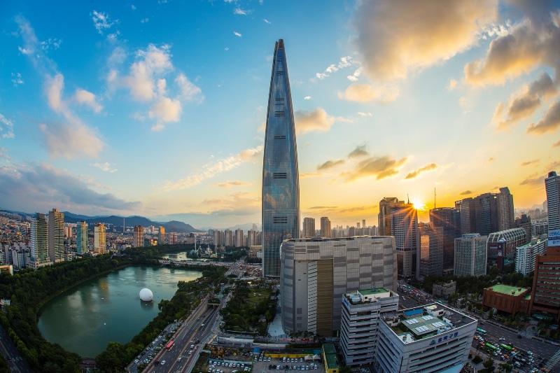 Lotte World Tower Seul