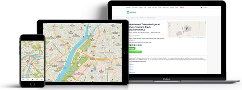 Maps.me sem internet