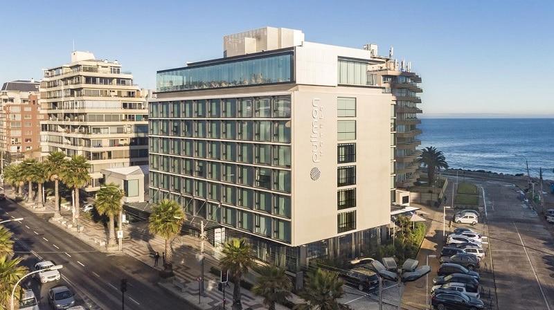 Hotéis com piscina em Viña del Mar