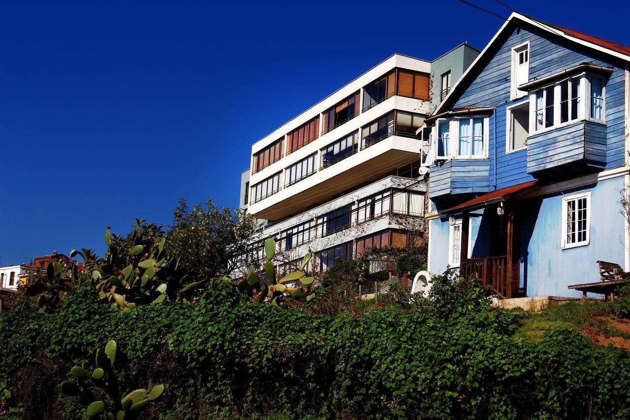 Hospedagem em Valparaíso, no Chile