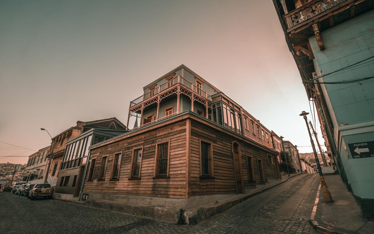 Opções de hotéis em Valparaíso