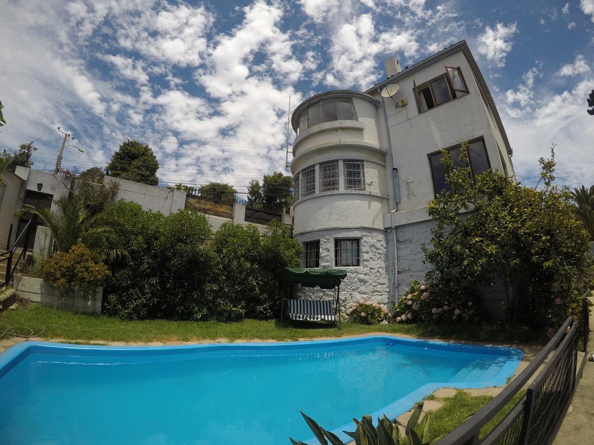 Hotel com piscina em Valparaíso