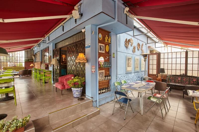 Elbarrio Restaurante Bogotá